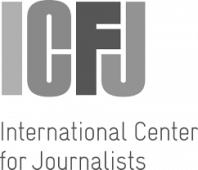 International Center for Journalists logo