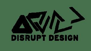 Disrupt Design  logo
